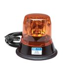 5813A-MG Magnet Mount Amber Rotating Beacon