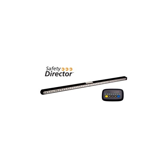 3410A Amber Safety Director - Directional Warning