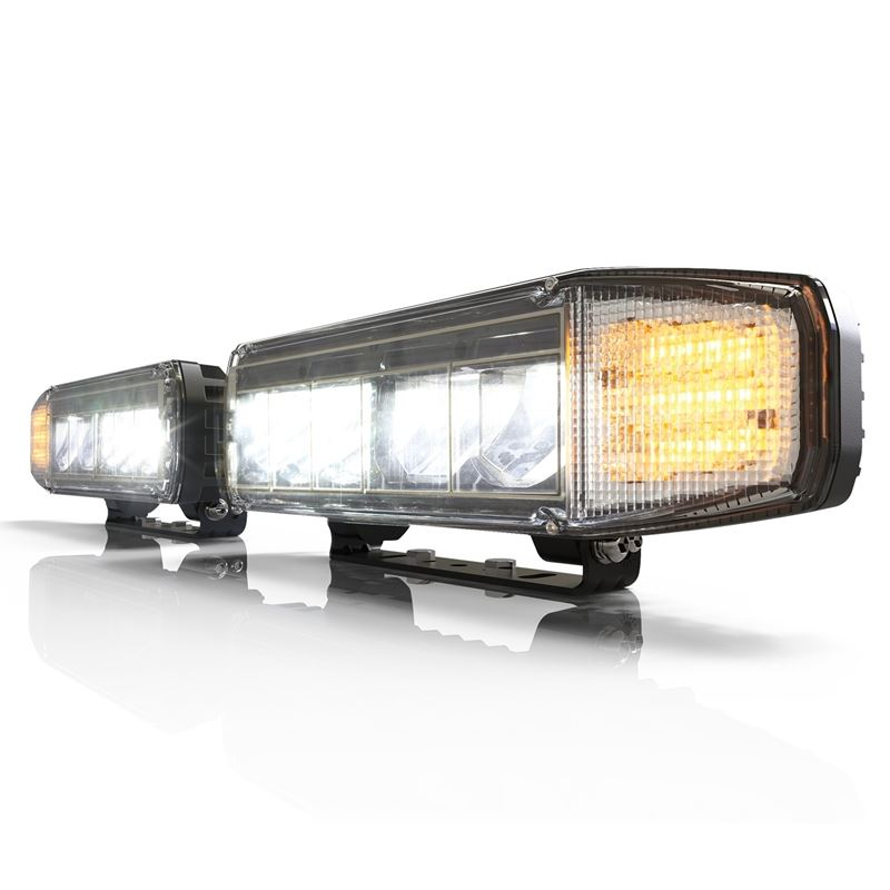 Heated LED Snowplow Light Kit - 5 Year Warranty