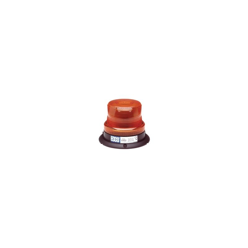 6465A 3-Bolt Amber Beacon