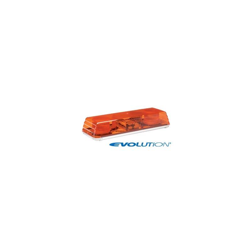 """6221005 22"""" 60 Series Amber Rotating Minibar"""