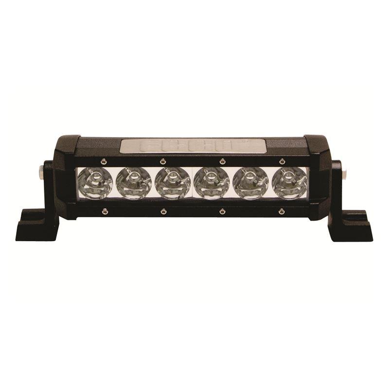"8"" Spot Beam 6-LED Single Row 5W Utility Bar"