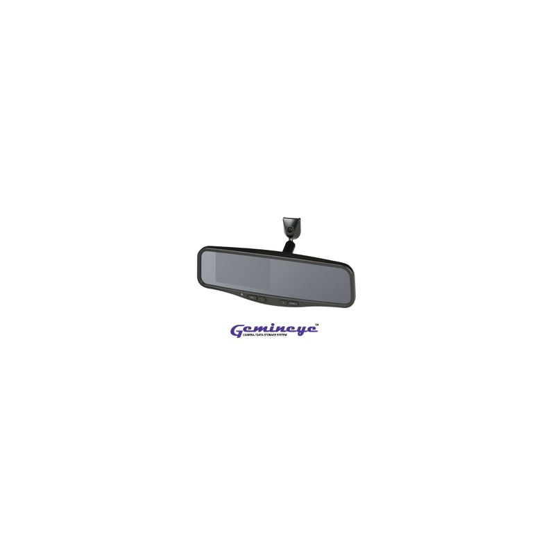 "M4200M Gemineye 4.3"" LCD Color Mirror integra"