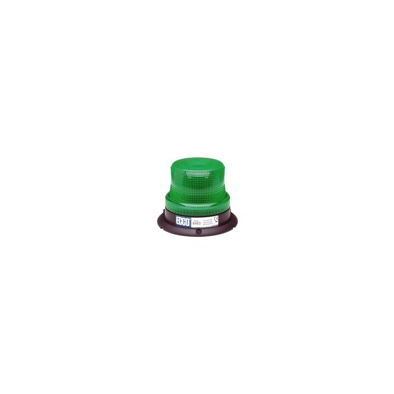 6465G 3-Bolt Green Beacon
