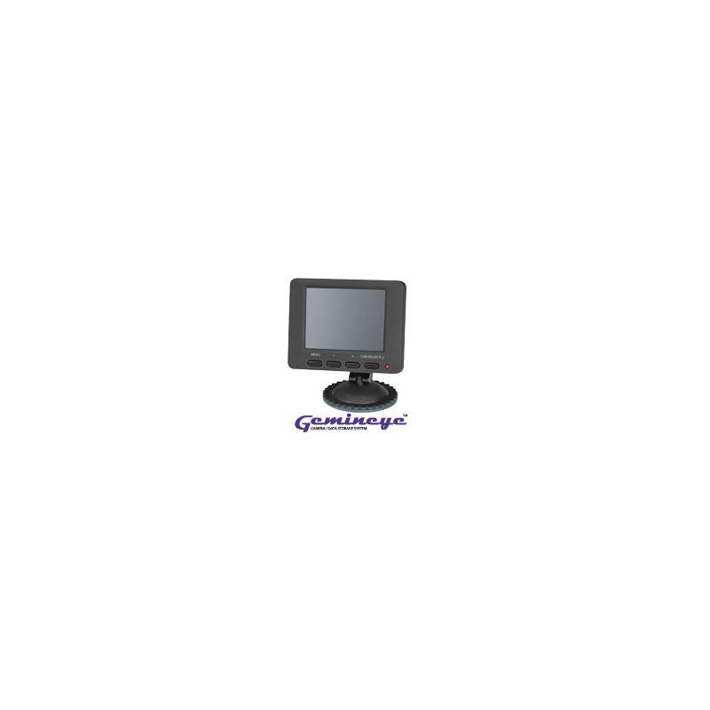 "M3500 Gemineye 3.5"" LCD Color Monitor integra"