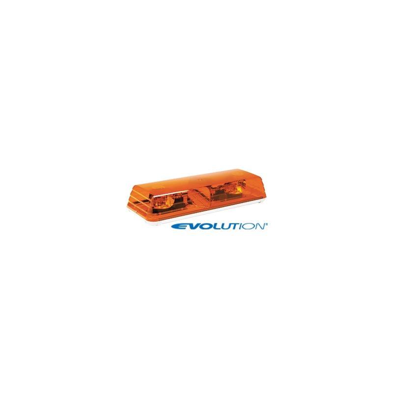 """6221001 22"""" 60 Series Amber Rotating Minibar"""