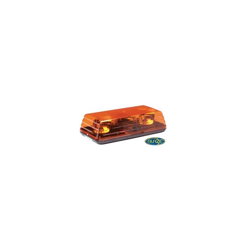 """5135A Blaze II Permanent 15"""" Amber Rotating M"""