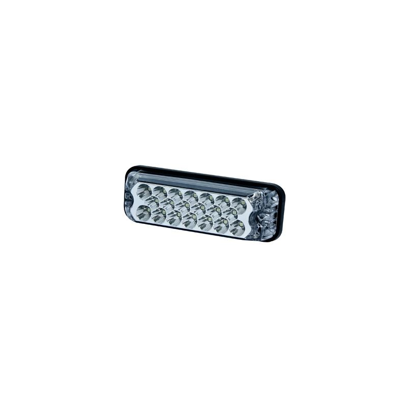 3811C SAE I Clear Surface Mount Directional LED