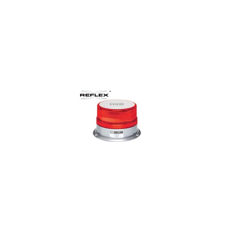 7160R Red Beacon Lens