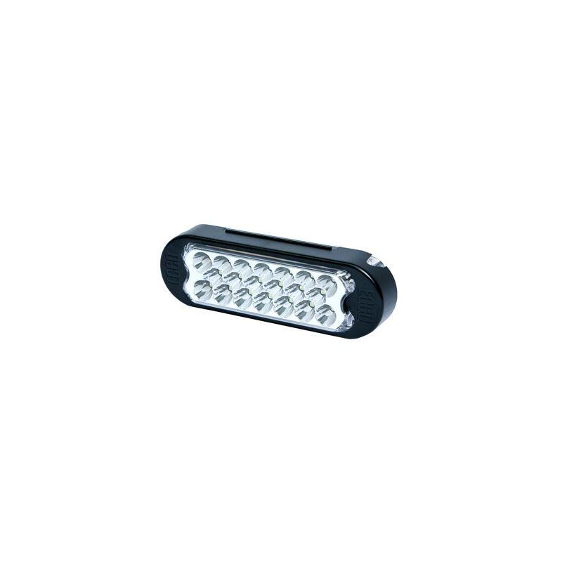 3861 SAE I Blue Grommet Mount Directional LED