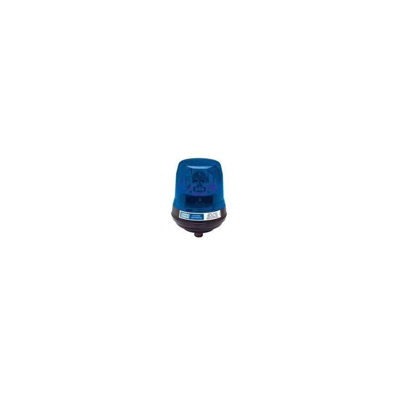 5816B 1-Bolt Blue Rotating Beacon