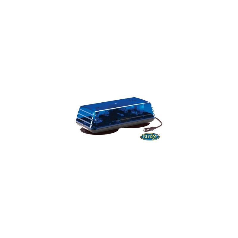 "5135B-VM Blaze II Vacuum-Mag 15"" Blue Rotatin"