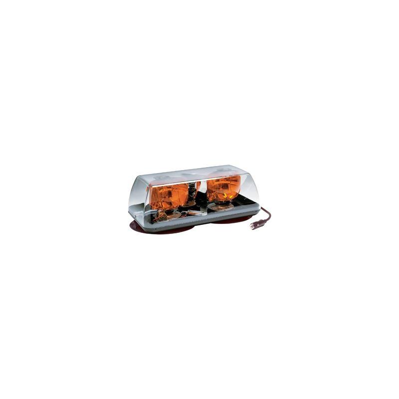 "5315CAA-VM Vacuum Magnet SAE I 15"" Clear/Ambe"