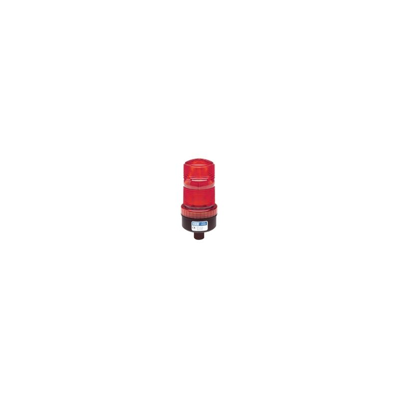 "6226R 1"" Pipe Red Low Intensity Strobe Beacon"