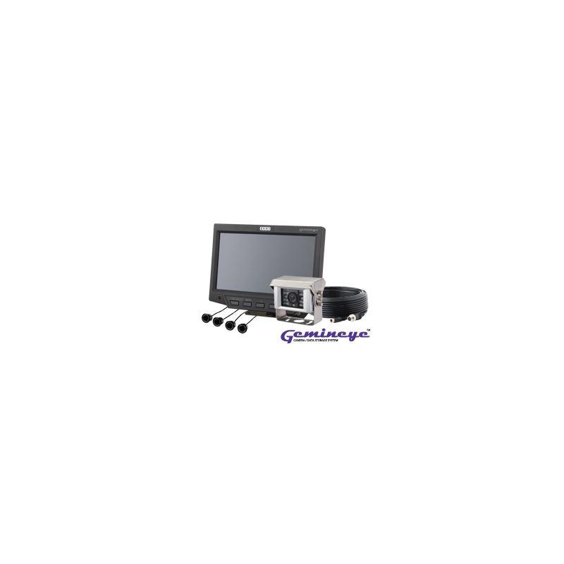 "K7004 Gemineye 7.0"" LCD Color Reversing Senso"
