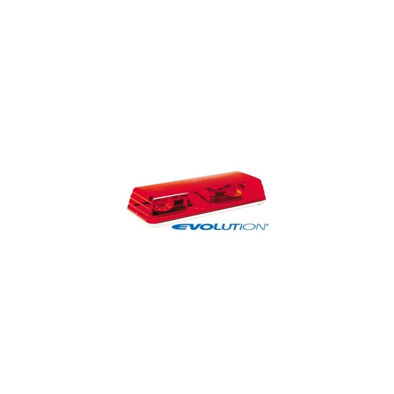 """6221004 22"""" 60 Series Red Rotating Minibar"""